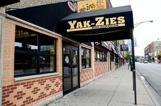 Yak-Zies Bar & Grill in Wrigleyville