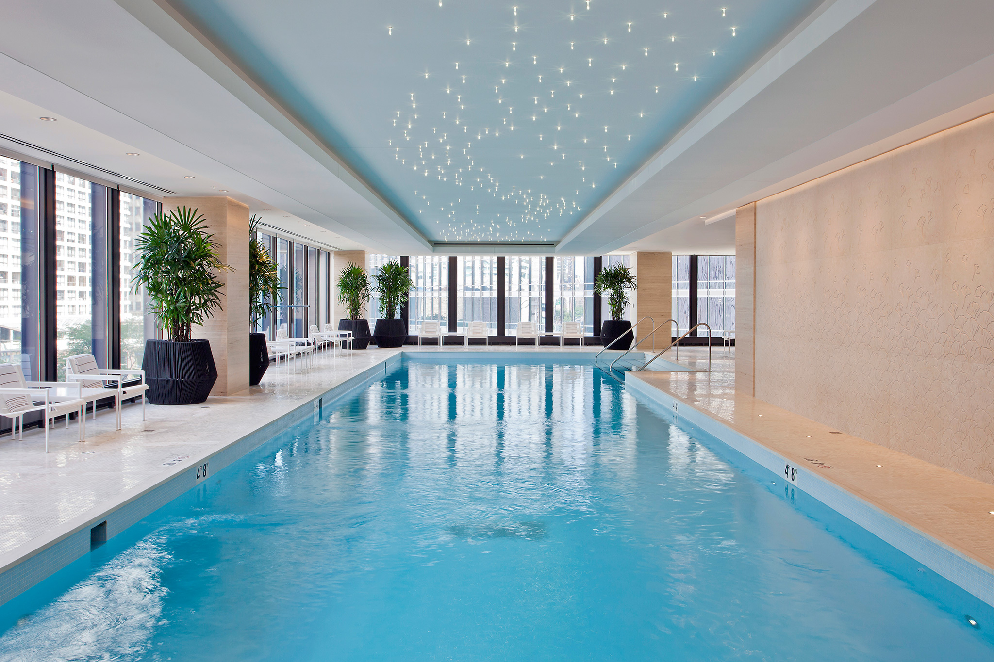 Spa treatments at the 10 best spas in chicago for Chicago area spa resorts