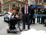 Blair Underwood and Kenneth Choi star in Ironside on NBC