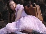 Sophie Lowe stars in Once Upon a Time in Wonderland on ABC