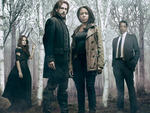 Katia Winter, Tom Mison, Nicole Beharie and Orlando Jones star in Sleepy Hollow on Fox