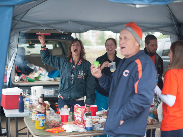 A guide to Bears tailgating