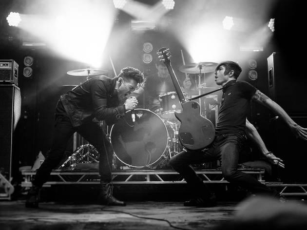 (Photograph: Daniel Klutznick)