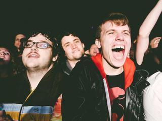 Punks, headbangers and rockers unite for the Riot Fest Chicago 2013 music festival on Sunday September 15, 2013