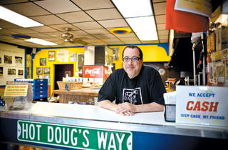 Hot Doug's (CLOSED)
