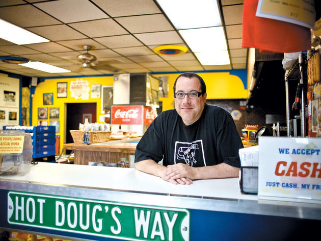 Twitter reactions to Hot Doug's closing