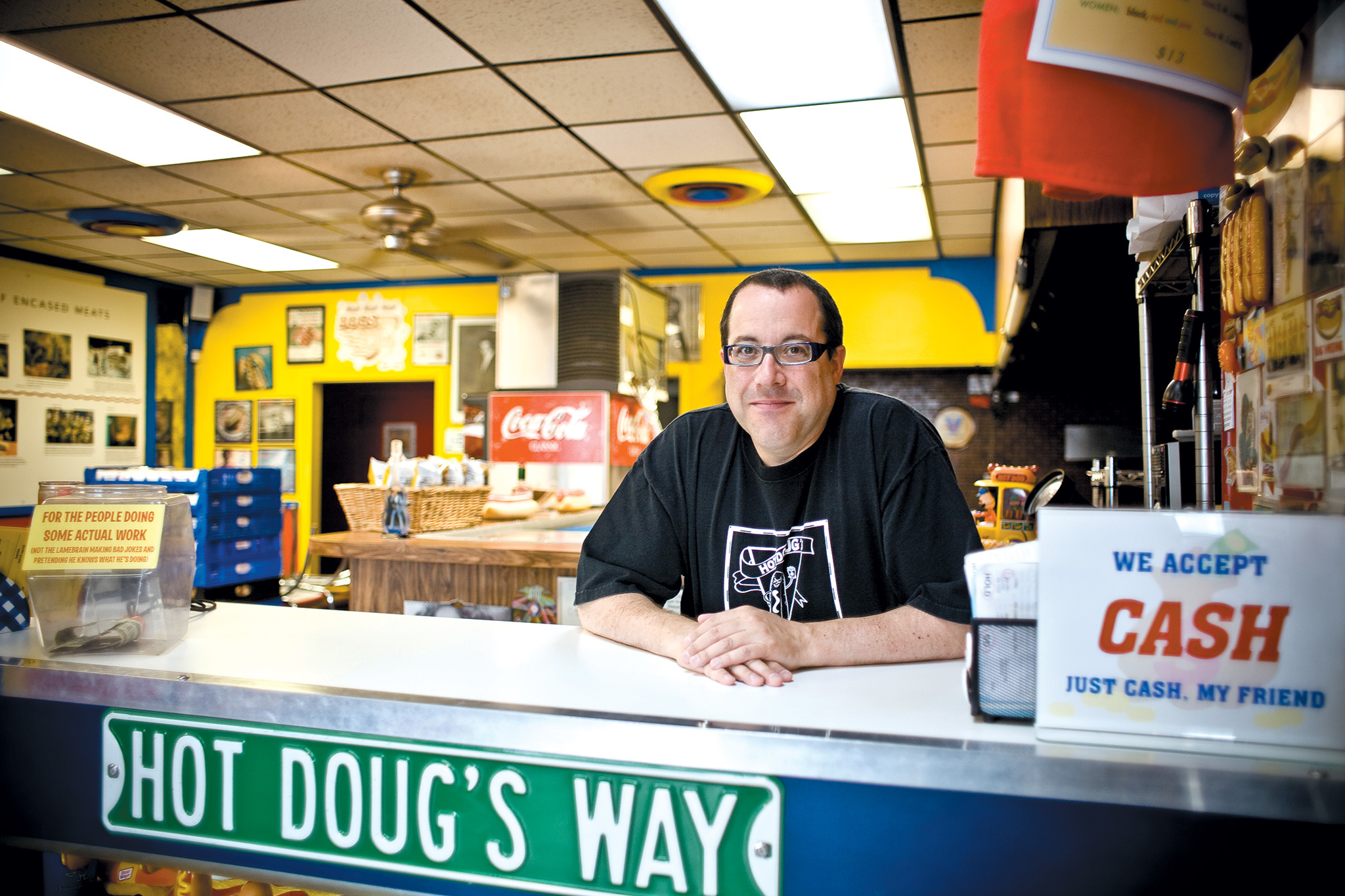 Hot Doug's hosts a summer festival