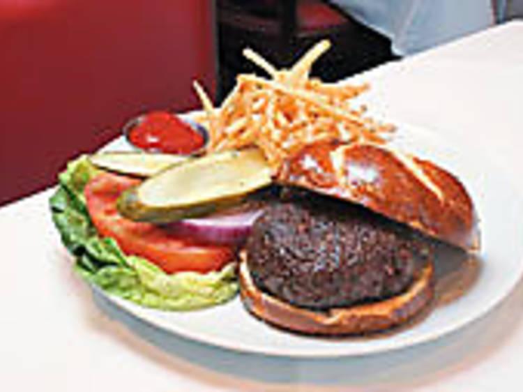 Rosebud Burger at Rosebud Steakhouse