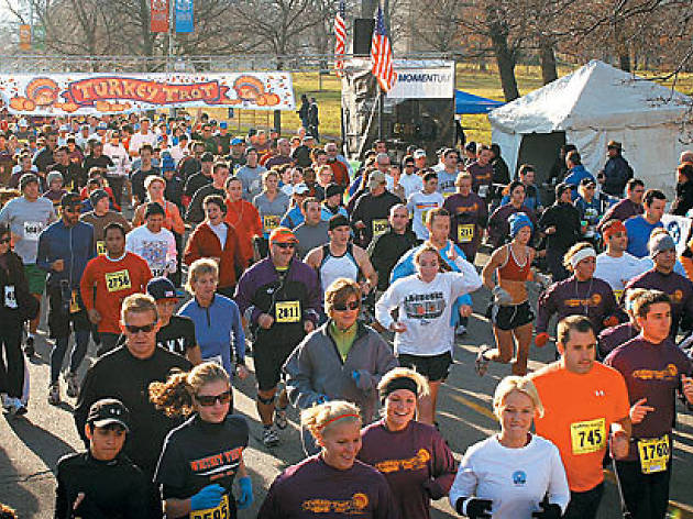 Grant Park Turkey Trot
