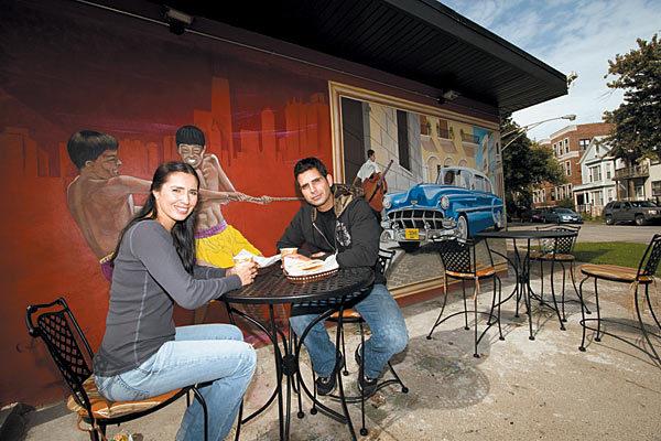 90 Miles Cuban Café