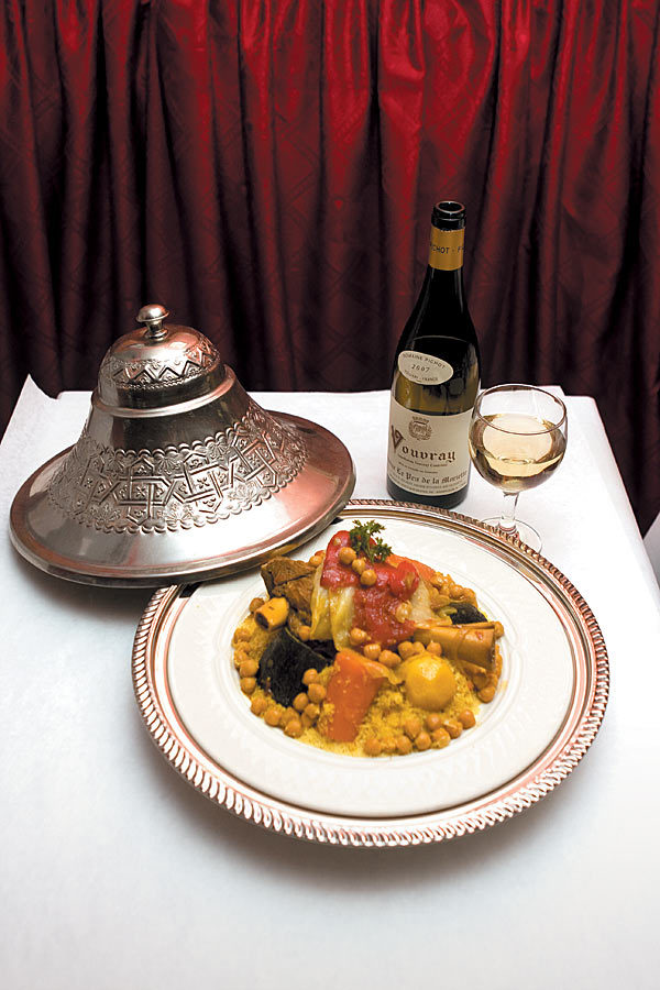 Middle Eastern restaurants