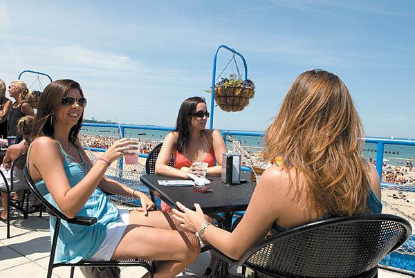 Best beach amenities