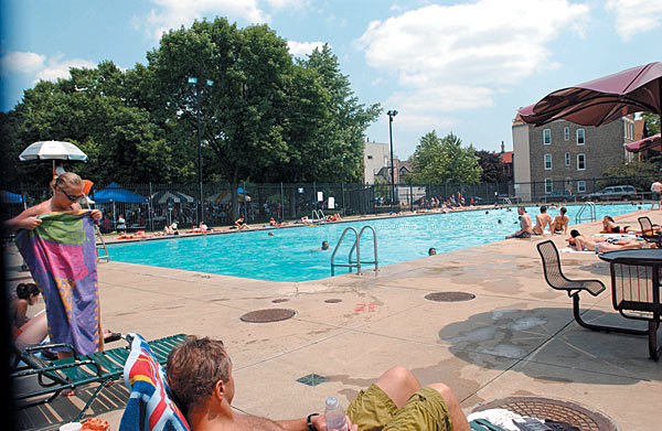 Best Chicago pools