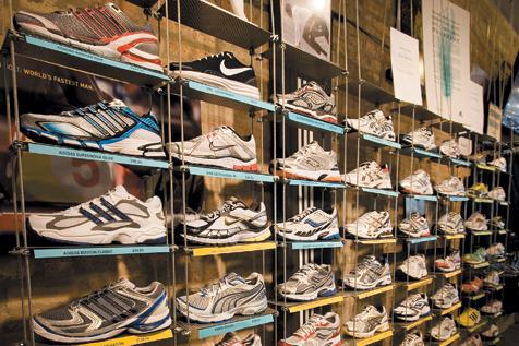 Chicago's 10 best running shops