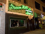 The Green Mill is one of the best bars in Uptown.