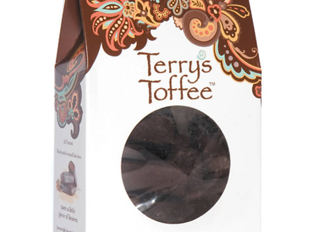Terry's Toffee, $9-$36 at Andersonville Galleria