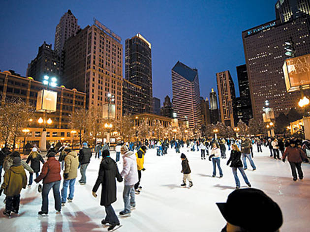 official christmas tree lighting ceremony things to do in chicago