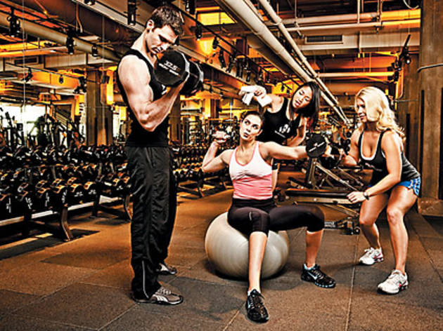 Best upscale gyms in Chicago