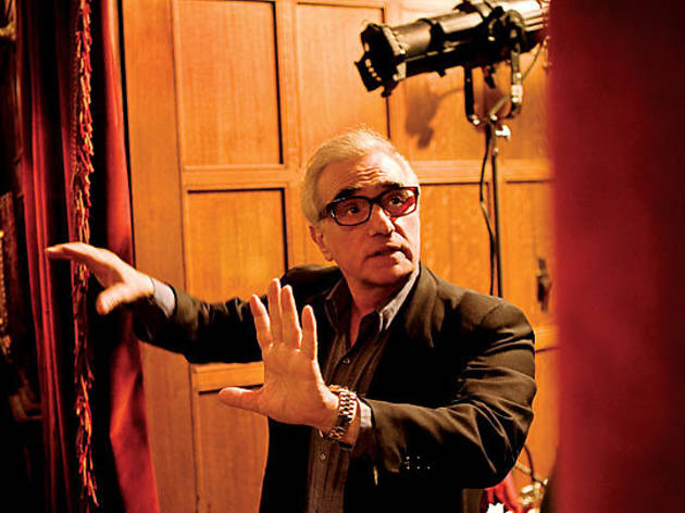 Martin Scorsese has made a film about being in lockdown