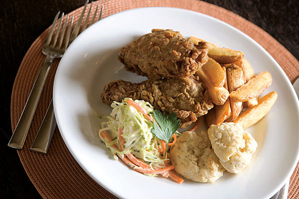 Eight restaurants with amazing fried chicken