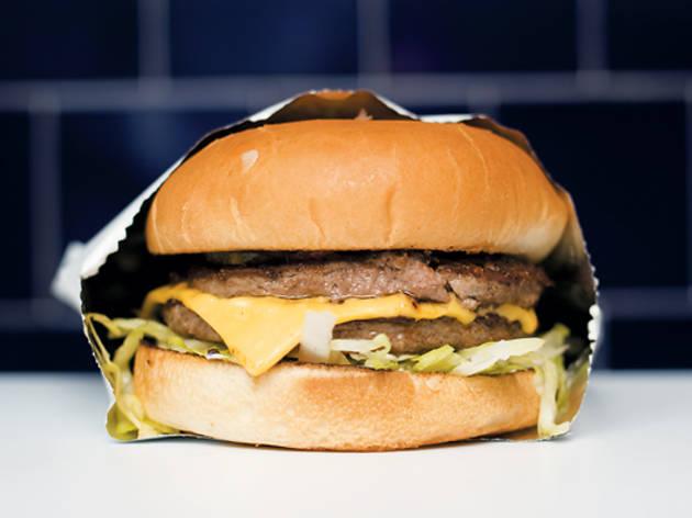 M Burger's Fourth Birthday Bash