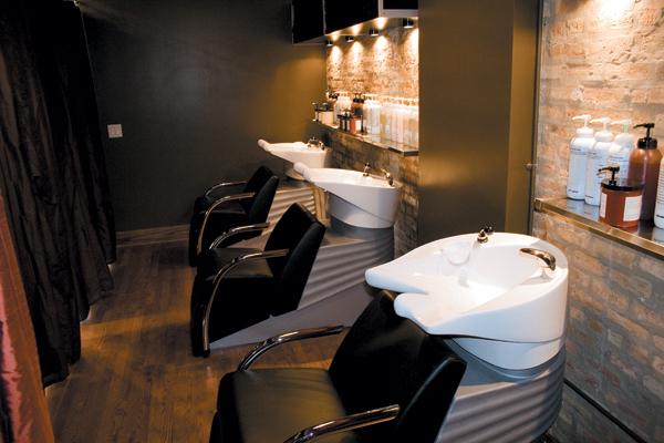 Spas and salons in Wicker Park/Bucktown