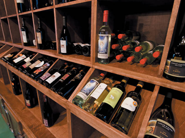 Readers' choice: Best wine store