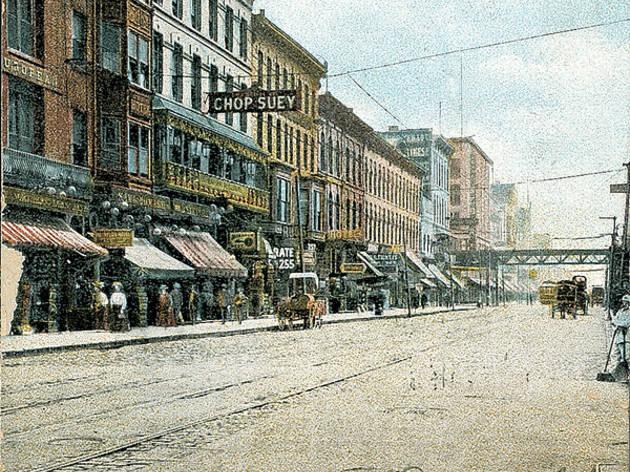 Chicago's original Chinatown