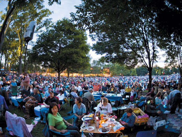 Ravinia Festival releases 2017 schedule