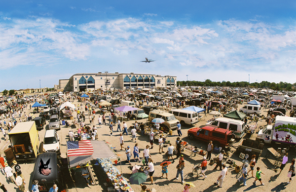 Suburban Chicagoland vintage stores and flea markets