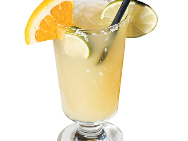 $3 margaritas Wednesdays at Twisted Lizard