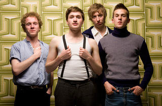 Pitchfork Music Festival 2014: Wild Beasts + Mutual Benefit