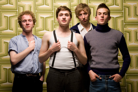 Wild Beasts at Empty Bottle, August 6