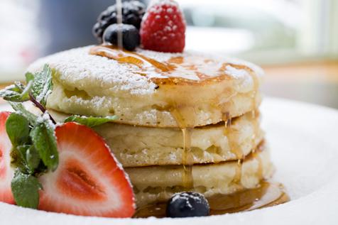 Simply Hotcakes at m. henrietta