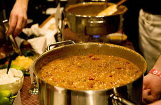 Chili Synthesizer Cook-Off