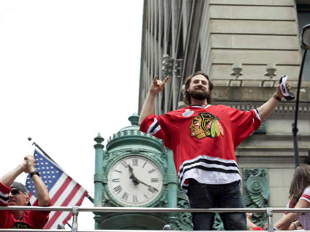 The Blackhawks became huge (and on TV)