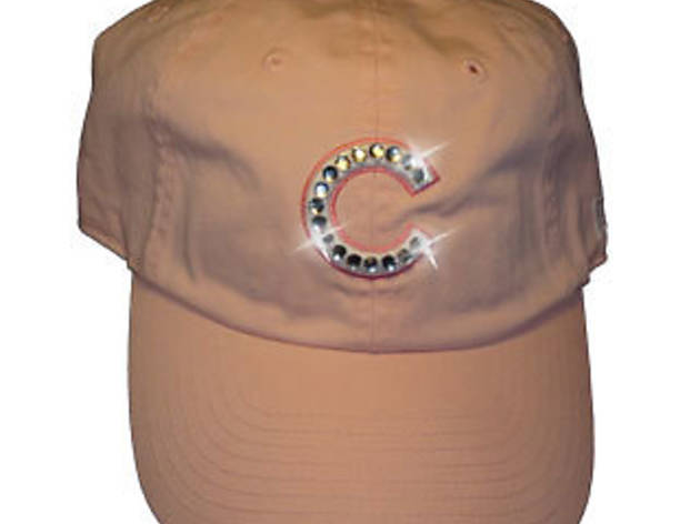 e9b690760b480a 18/88 Rhinestone Pink Hat, $24.99 at sportsunlimitedinc.com