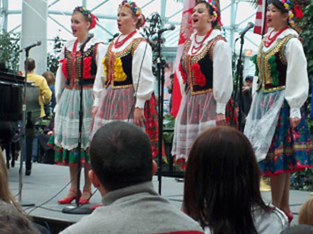 The Lira Ensemble: Joyous Jubilee! Polish Carols, Song & Dance