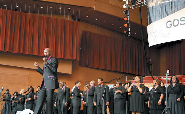 Chicago Gospel Music Festival