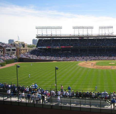 Wrigley Field rooftop guide