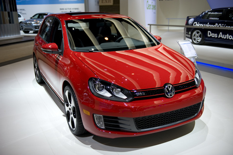 5 best things at the Chicago Auto Show 2012