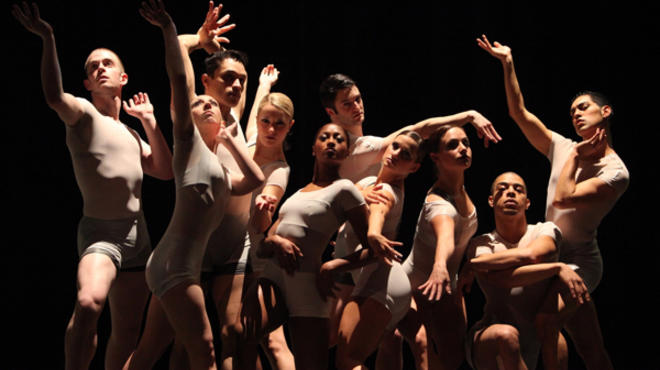 Giordano Jazz Dance Chicago in Le Grand Futur is Here! by Mia Michaels.