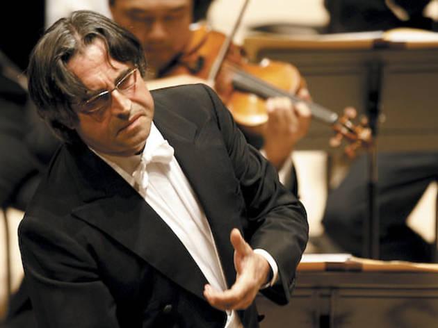 CSO: Muti Conducts Tchaikovsky 4