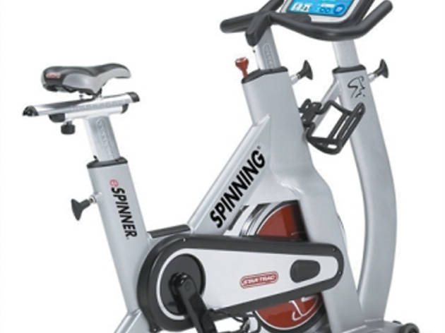 New cardio machines