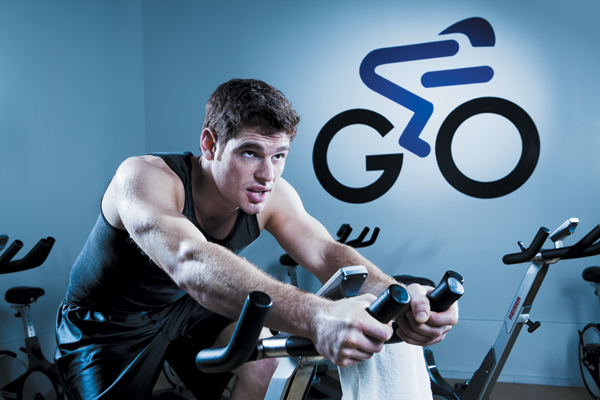 Indoor cycling studios