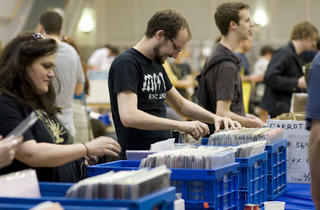 CHIRP Record Fair & Other Delights