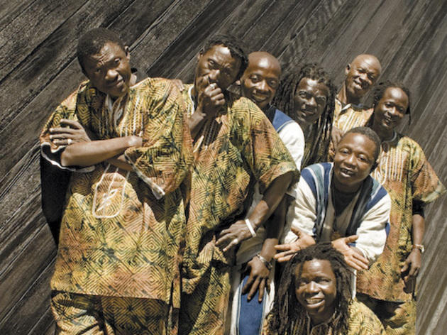 Downtown Sound: Sierra Leone's Refugee All Stars + Mathew Tembo