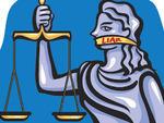 Lady Justice lies, perjury
