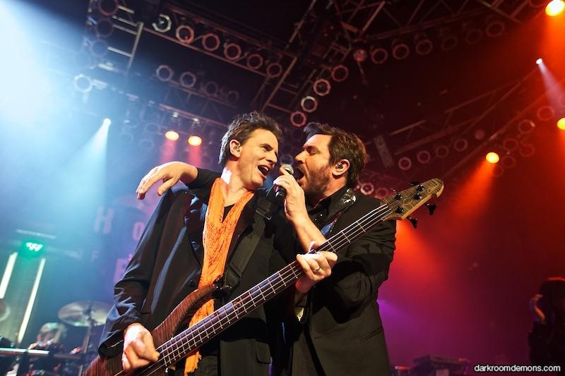 Duran Duran + Chic