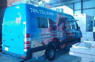 Bergstein's New York Deli truck